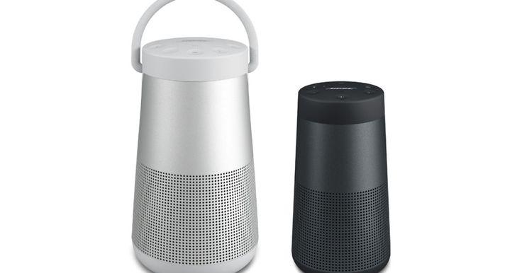 ボーズから史上最高性能 360度BluetoothスピーカーSoundLink Revolve。圧力弁で音歪み除去、IPX4防滴 - Engadget 日本版