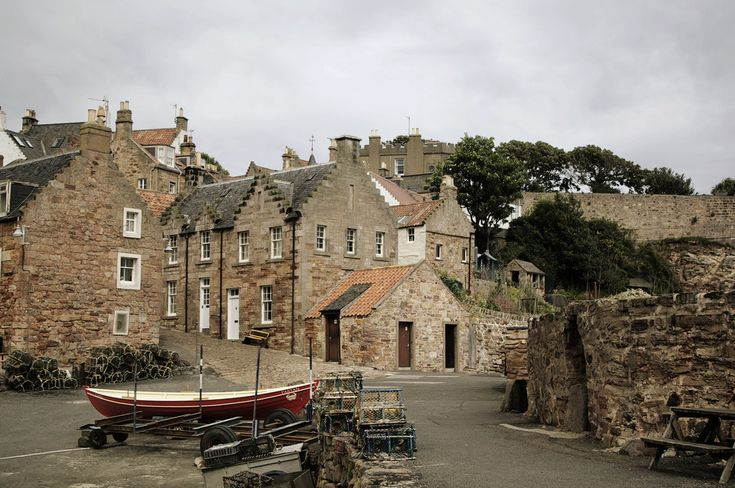 Crail, Fife, Scotland | 18 Charming British Villages You Must See Before You Die
