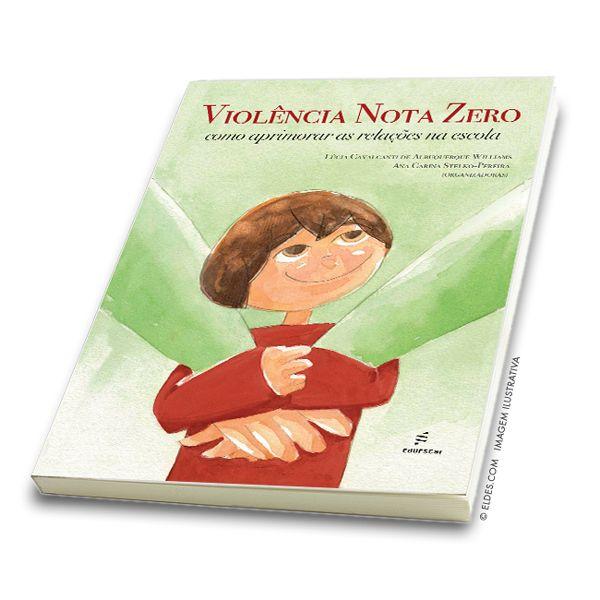 © Eldes.com - LIVRO | Volência nota zero. Capa. #watercolor