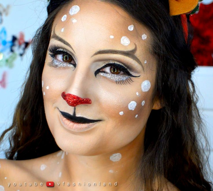 Rudolph the red nosed reindeer Reno de la nariz roja SÍGUEME EN YOUTUBE! ♥ VFashionland