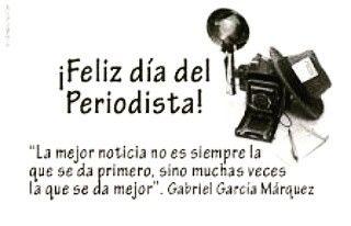 30 de noviembre se celebra en Guatemala el día del periodista