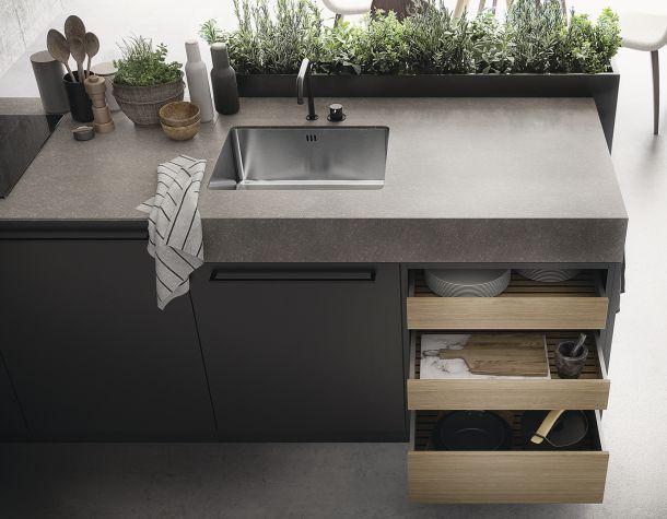 die besten 17 ideen zu k cheninsel auf pinterest k che moderner k cheninsel und k che mit. Black Bedroom Furniture Sets. Home Design Ideas
