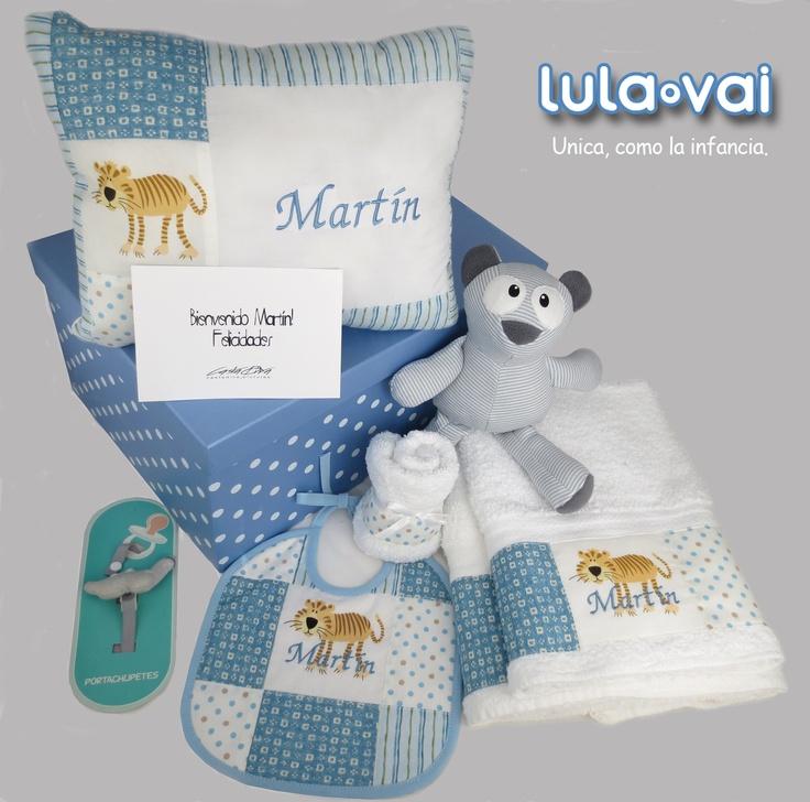 Set de nacimiento.  www.lulavai.com