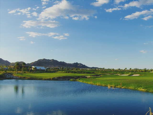 Boulder City Golf Course in Boulder City