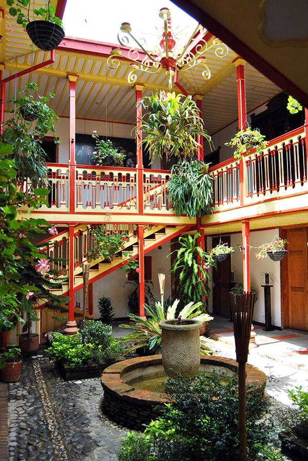Salamina - Casa Cultural Rodrigo Jimenez Mejia  (casa de los abuelos de DondeNorma)