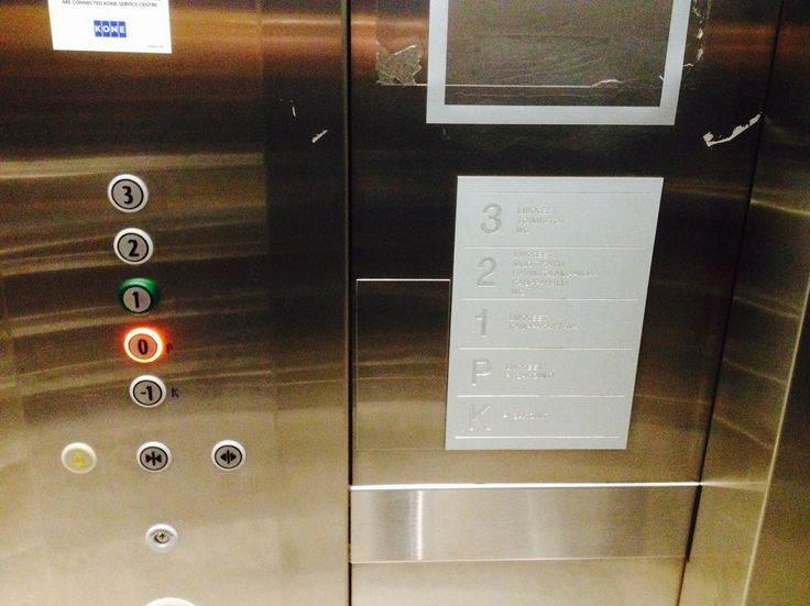 There should be one name for each floor in a lift. #UglyUX