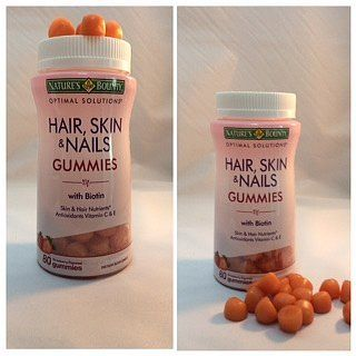 Nature S Bounty Hair Skin And Nails Gummies Challenge