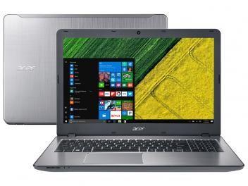"""Notebook Acer Aspire F5 Intel Core i5 - 8GB 1TB LED 15,6"""" GeForce 2GB Windows 10  R$ 2.799,00 em até 10x de R$ 279,90 sem juros no cartão de crédito"""