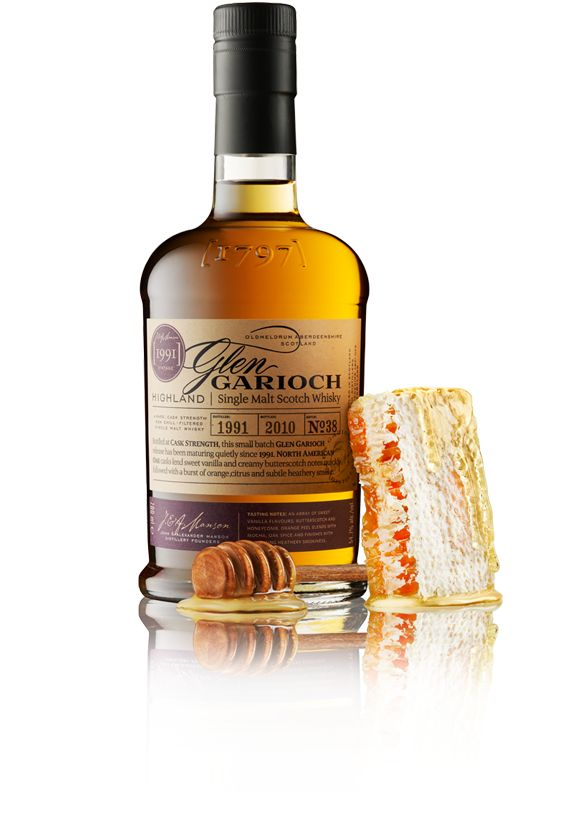 Vintage 1991 - Scotch Whisky - Glen Garioch available from Whisky Please.