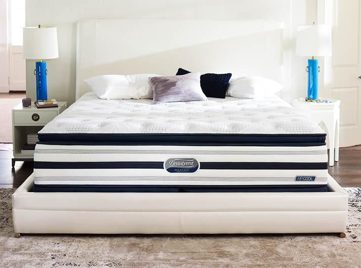 simmons beauty rest recharge mattress set luxurious comfort and simmons is known for their durability