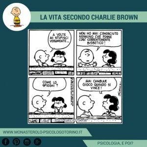 Charlie Brown: Gioco psicologico