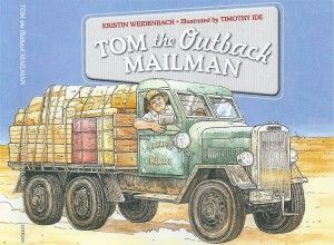 Tom the Outback Mailman - Eve Pownall Award for Information Books, Shortlisted