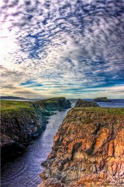 Maberly Newfoundland....I see myself kayaking here.