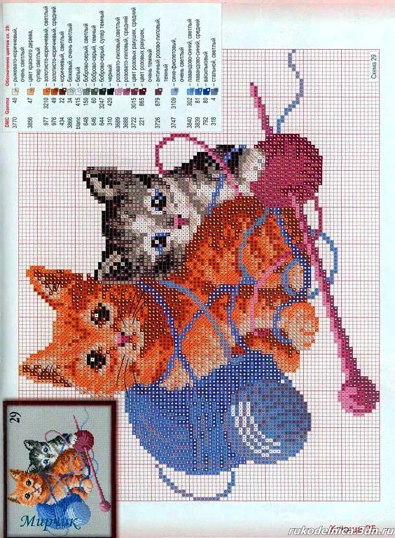 Gewoon Cross Stitch Patterns (1038 p.) | Leer Ambachten is facilisimo.com