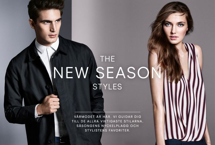 The New Season styles