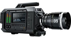 Blackmagic Design URSA 4K Digital Film Camera