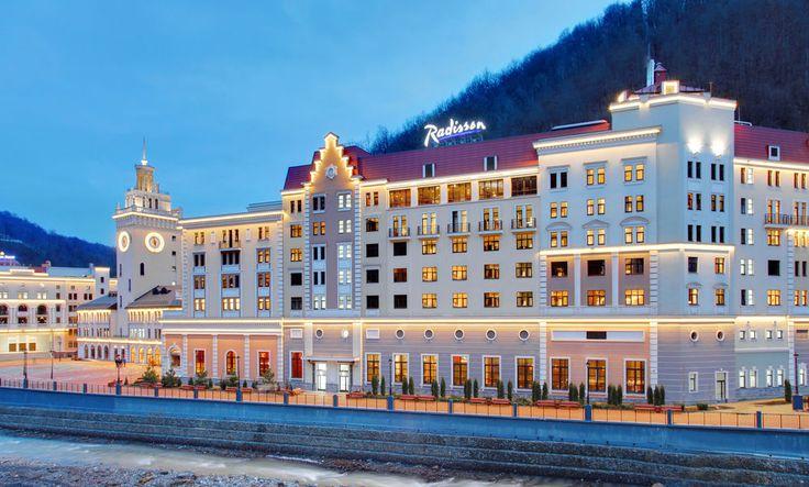 Radisson Hotel, Rosa Khutor Alpine Resort Krasnaya Polyana, Sochi, Krasnodar Krai; Russia