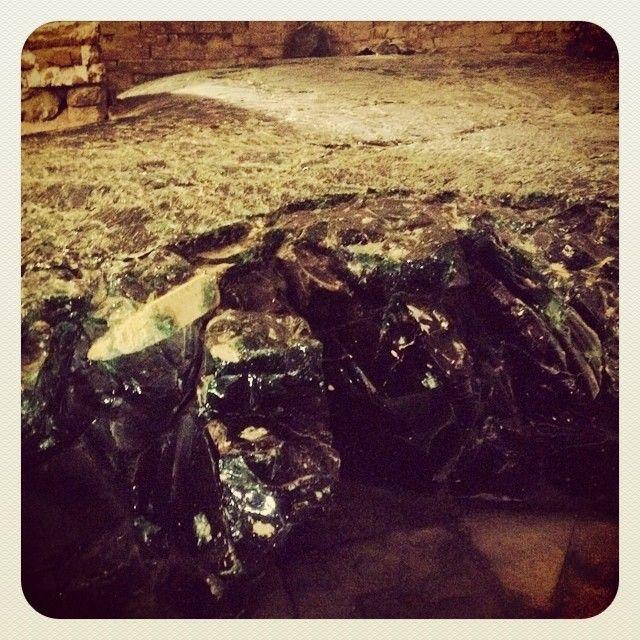 Piegaro (PG) passo dalla colata lavica at #catania alla colata di vetro #altrasimeno