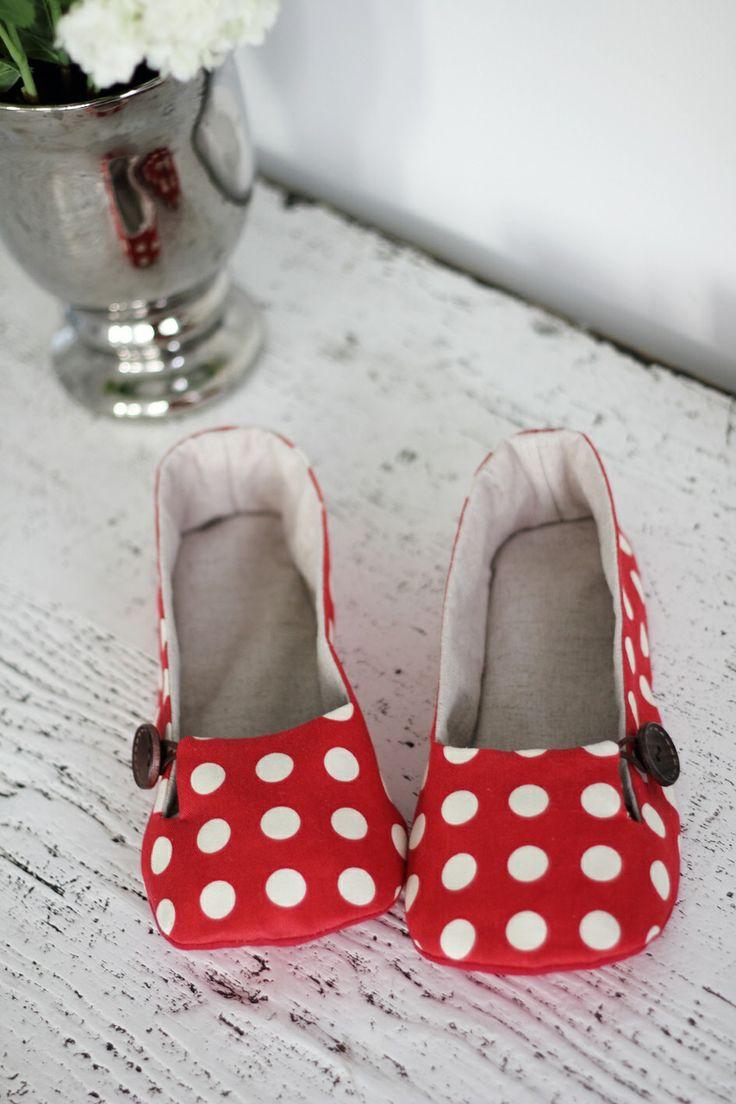 6 Daphne Women's Shoes PDF Pattern