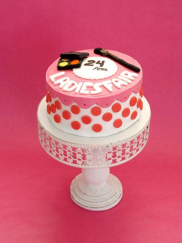 Ladiesfair taart
