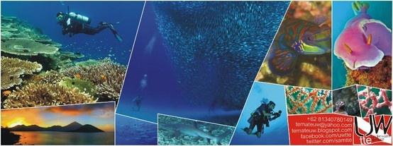 brochure Underwater Ternate