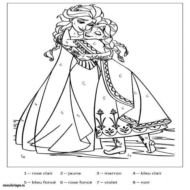 Coloriage Magique Reine Des Neiges In 2020 Coloring Pages Cartoon Coloring Pages Stitch Coloring Pages