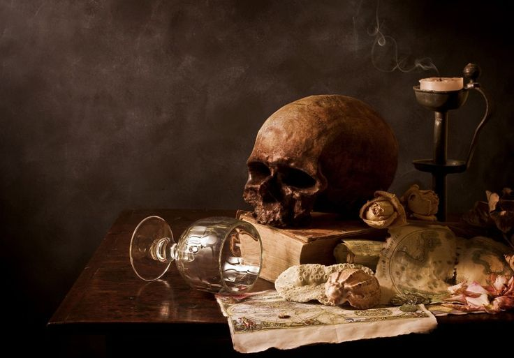 Global Warming Vanitas © Kevin Best