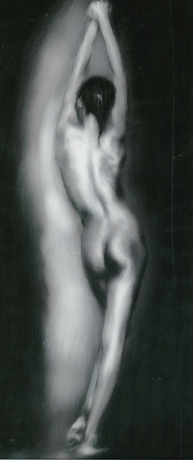 """Opium""- original painting by Andrew Grech www.andrewgrech.com"