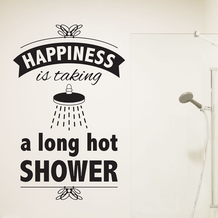 Quotes For The Bathroom: 25+ Best Ideas About Bathroom Wall Decals On Pinterest