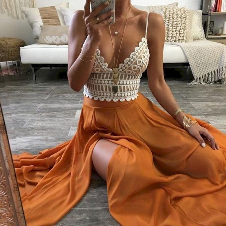 15 Besten Boho Chic Frauen Coachella Festival Outfit Dies ist die beste …