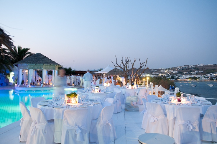 Get advantage of a wedding package..