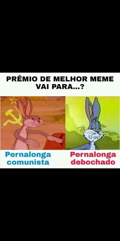 Memes Do Pernalonga 2020