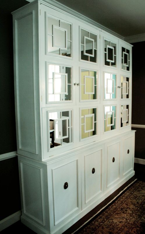 Painted China Cabinets Before And After Hutch Makeover