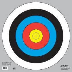 Pictures Archery Targets Paper