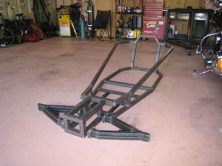 Arachnid build in nola page 3 diy go kart forum - Foro de bricolaje ...