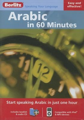 Arabic in 60 Minutes [With Booklet] by Berlitz Guides