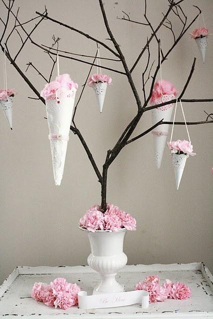 Best tree branch decoration images on pinterest