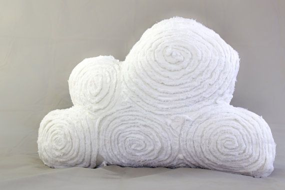 Cloud Cushion Cloud Pillow Nursery Room Decor por heaventoseven