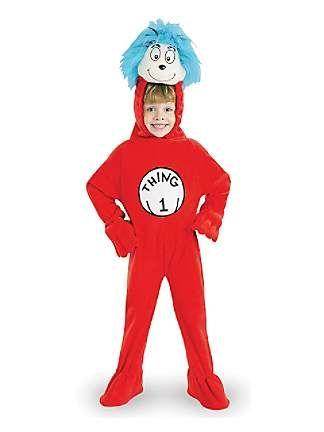 Childu0027s Cat in the Hat Thing 1 Costume Girlu0027s  sc 1 st  Pinterest & 35 best Firefighter ideas images on Pinterest | Carnivals Costume ...