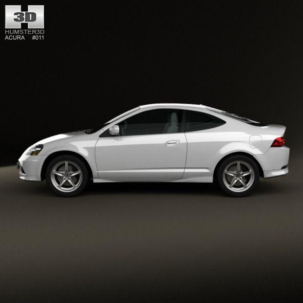 Acura RSX Type-S 2005 #RSX, #Acura, #Type
