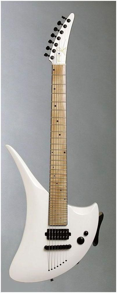 """* GARY KRAMER guitars ~ The """"Delta Wing F1"""" ~ Give it a LISTEN here > https://youtu.be/YOeE8GQp1bI  in this guitar review VIDEO ~ Visit his gallery page here ~ http://www.garykramerguitar.com/gallery.html ~"""