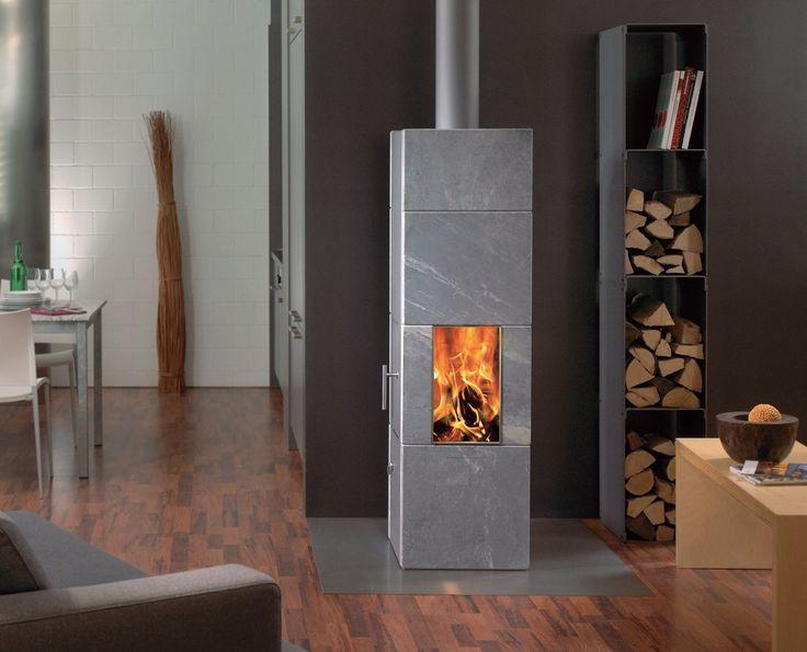 Bucher Bois Interieur : Rocket Heater sur Pinterest Po?les, Po?les ? Bois et Chauffe Eau