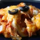 chicken tortilla lasagna, yum