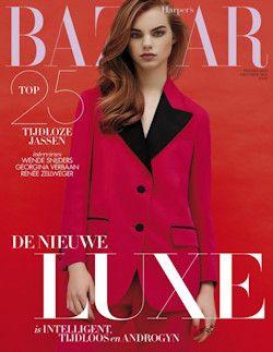 5x Harper's Bazaar € 25,-: Harper's Bazaar is het toonaangevende…