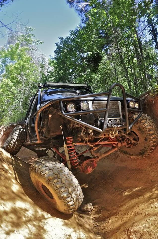 Flexy Toyota crawler