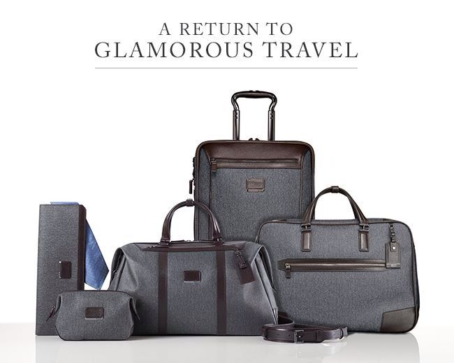 Tumi's Astor Collection