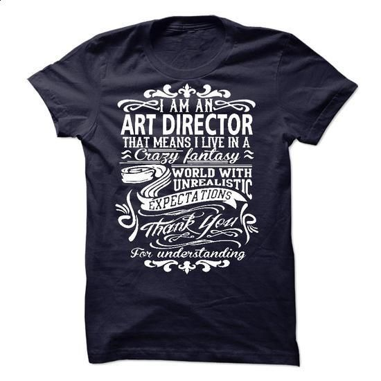 ART DIRECTOR #tee #Tshirt. ORDER NOW => https://www.sunfrog.com/Pets/ART-DIRECTOR-50881174-Guys.html?60505