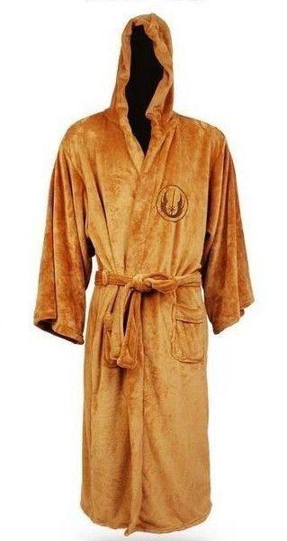 Star Wars Jedi Knight Imperial Empire Bath Robe