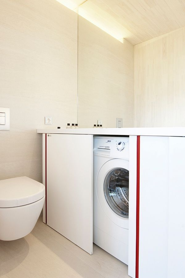 17 Best Images About Ways To Hide A Washing Machine In A Bathroom On Pinterest Washer And