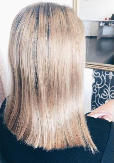 Açık Sarışın Saç Renkleri